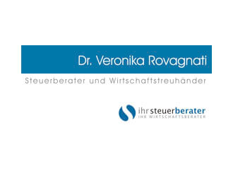 Steuerberaterin Dr. Veronika Rovagnati